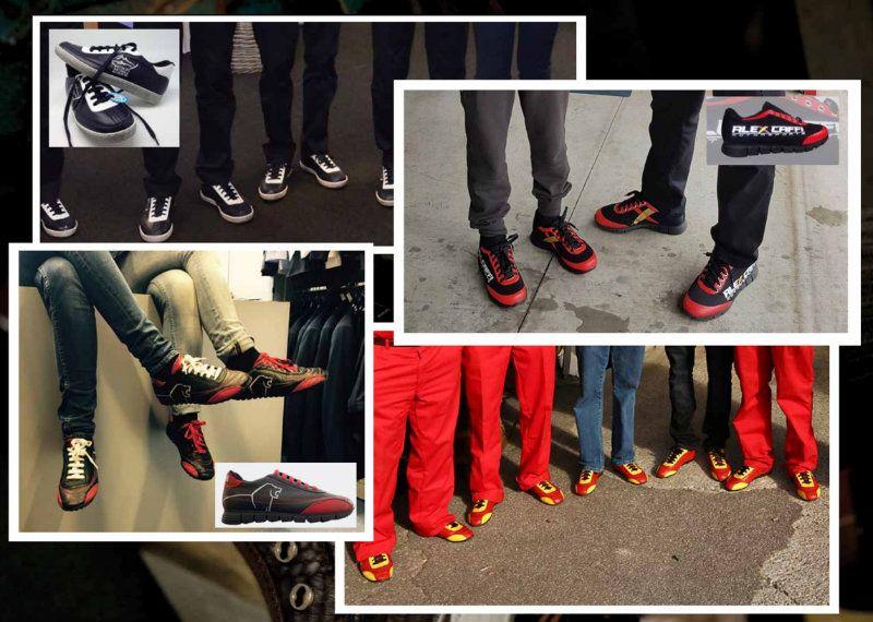 Sneaker personalizzate