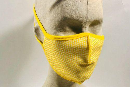 Mascherine per Coronavirus personalizzabili, in microfibra traspirante