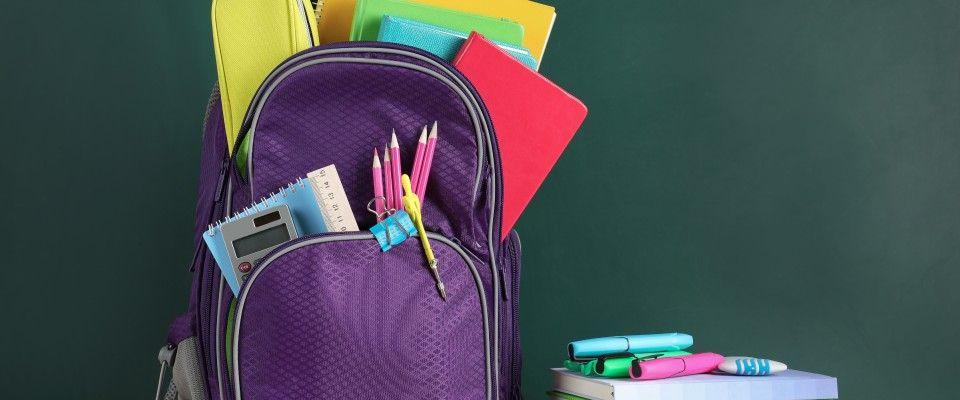 Accessori personalizzati per la scuola