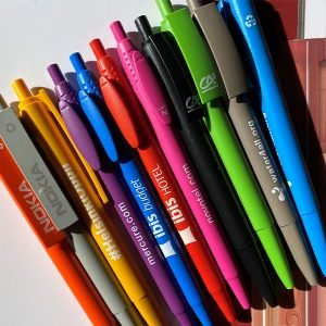 Penne personalizzabili per eventi e congressi